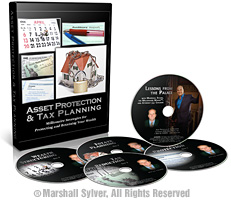 Asset Protection & Tax Planning